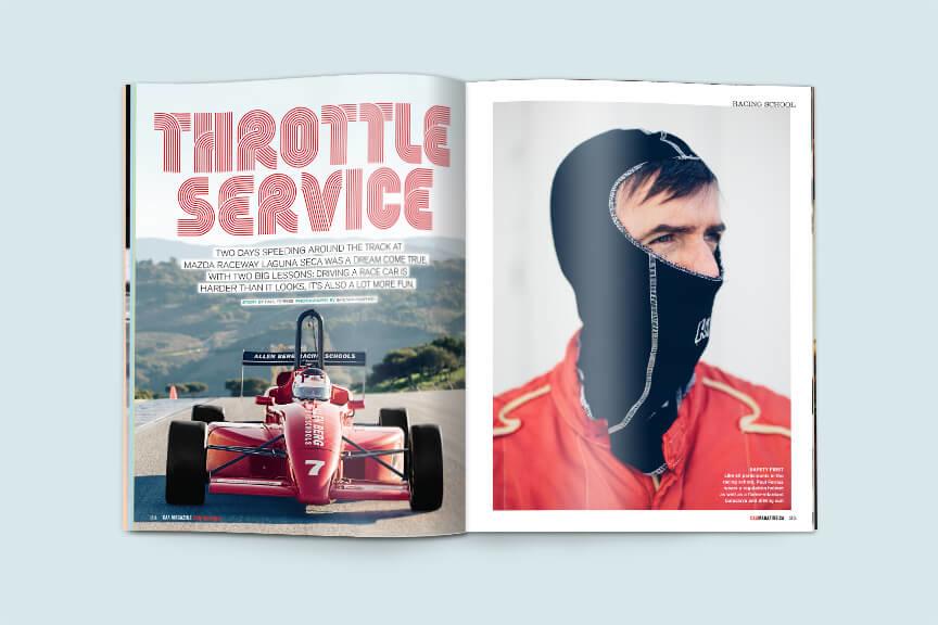Throttle Service